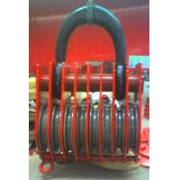 Quality snatch block Multi-Sheave Pulley block for sale