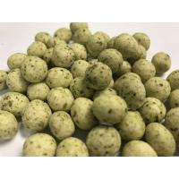 Quality Crispy Seaweed Coated Wasabi Flavor Green Peas Snack With Health Certificate for sale