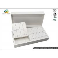 Quality Custom Wholesale White Paper Packaging Cardboard Gift Paper Boxes for sale