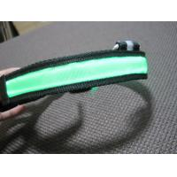 Quality Hot Sell Robust Nylon Flashing LED Collar for sale