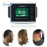 Buy cheap Low Level Laser Healing Device , Laser Therapy Watch For Blood Pressure Reducing from wholesalers