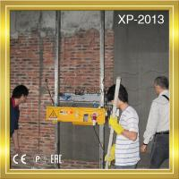 Quality Spray Cement Plastering Machine Operation Process Brick Wall for sale
