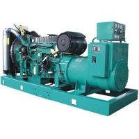 Quality Less Oil Consumption 330KW Industrial Diesel Generators 3100 * 1120 * 1890mm for sale