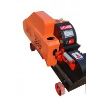 Buy cheap Reinforcement Round Bar Cutting Machine , Durable Steel Cutting Machine from wholesalers