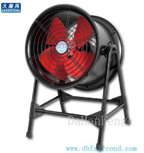 China DHF Post type axial fan/ blower fan/ ventilation fan on sale