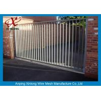 Quality Fashionable Design Automatic Sliding Gates Strong Easily Assembled for sale