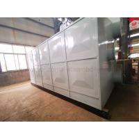 Quality 6 Ton FirewoodBiomass Pellet Fired Steam Boiler Automatic Industrial Boilers for sale