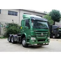 Quality HOWO 6*4-371HP-ONE BED-Tractor truck, Primer Moving, Semi-trailer Towing Truck for sale