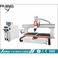 Quality Heavy Duty 5 Axis CNC Wood Router , Economic Type Industrial CNC Router Table for sale