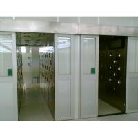 Intelligent Animal Lab / Semiconductor Clean Room Air Shower With Automatic Slide Door