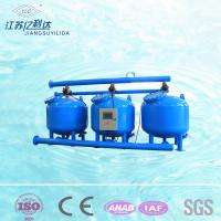 Swimming pool sand filter tank water purification process - Swimming pool filter system price ...