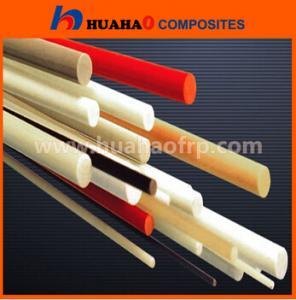 Quality Fiberglass Rod,High Strength Flexible Durable Pultruded Professional Manufacturer Fiberglass Rod for sale