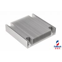 Extrusion Heat Sink Profiles Aluminium 6063 Material For Industry Parts