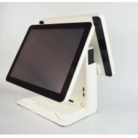 Quality Black Color Touch Screen Android Pos Terminal , Retail Pos Customer Display Systems for sale