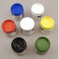 Quality 250ml Custom Logo Colourful Primary Paint Colors Wall Paint Set Inter - Mixable for sale