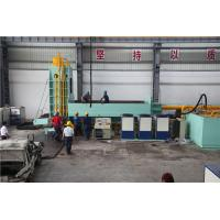 Quality Compression Scrap Aluminum Baler Machine With 600 Ton Cutting Force for sale