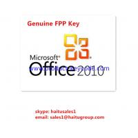Buy cheap Original Microsoft Office Product Key Code Office 2010 Professional Key from wholesalers