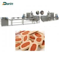 Buy cheap WEG / Siemens Motor Darin Pet Treat Machine With Various Components Added from wholesalers