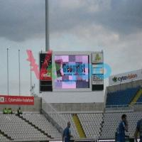 Remote Control P1.667 HD LED Display Led Stadium Advertising Boards 200mm×150mm×8mm