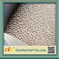 0 7mm Thick Waterproof Bag Pvc Artificial Leather Embossed