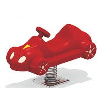 Quality Red Racing Car Anti-crack Playground Toy Rocking Horse A-20102 for sale