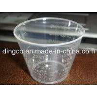 Quality 30ml Plastic Medicine Cup for sale