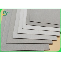 China Grade A Grey Book Binding Paper Board For Gift Packaging Carton Boxes on sale
