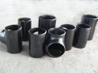 Quality API carbon steel pipe fitting carbon steel tee for sale