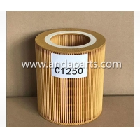 Quality Good Quality Air Filter For MANN Filter C1250 for sale