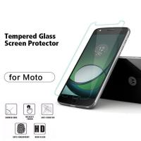 Quality Moto Z2 Force Clear Screen Protector No Bubble 9H 2.5 D Fingerprint Proof for sale