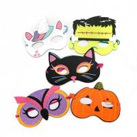Quality Easy Halloween Painting Crafts Unique Kids Halloween Party Decorations for sale