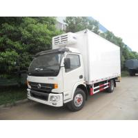Quality 4x2 vegetable transport truck refrigerated vehicle, Refrigerated truck for sale
