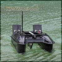 Quality HYZ-842A Colorful Display Screen  Fish Finder Bait Boat for sale