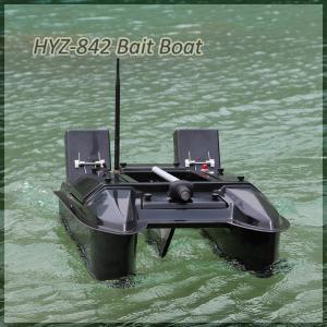 Quality HYZ-842A  Digital Sonar Wirelss  Fish Finder RC  Bait Boat For Fishing for sale