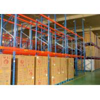 Buy Factory Storage Metal Rack / Pallet Warehouse Racking With Loading Duty 200kgs - 6000kgs at wholesale prices