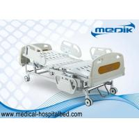 Quality Multi-Purpose Detachable Foldable Electric Hospital Bed 4 electric motor for sale