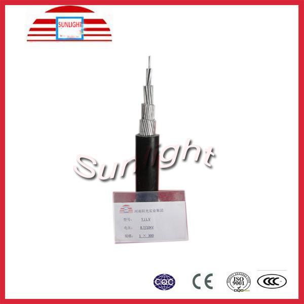 Medium Voltage Single Core Cable : Al xlpe pvc single core medium voltage power cables