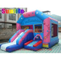 Quality hot sell inflatable 3 in 1 slide combo for sale