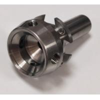 China 5 Axis Titanium Machining Services Customized Medical Machined Ti Parts on sale