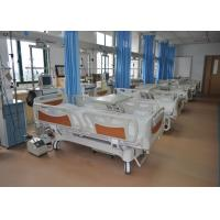 Quality Emergency CPR Function Electric Hospital ICU Bed Five Functions for sale