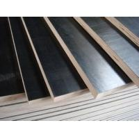 China Poplar Black and Brown Film Faced Plywood Shuttering Marine Plywood on sale