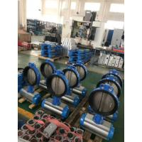 Quality butterfly valves with pneumatic actuator pneumatic valve actuator for sale