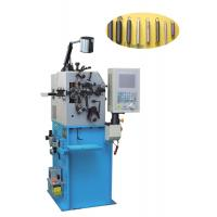 Quality Multifunctional 2 Axis Spring Maker Machine , Automatic Diaphragm Industrial Wire Former for sale