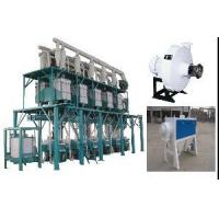 Quality No Pollution Snow White Flour Wheat Flour Roller Mill for sale
