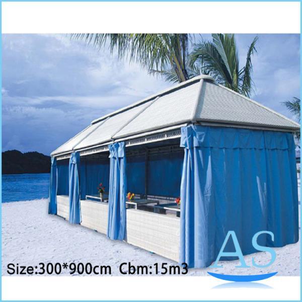 Beach metal tent pavilion yard gazebos balcony canopies for Balcony canopy