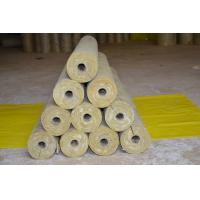 Low Dust Rockwool Pipe Insulation Mineral Wool Thermal