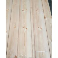 China Rustic Knotty Pine Veneer, Natural Wood Veneers from www.shunfang-veneer.com on sale