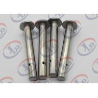 Buy High Precision Lathe Machine Parts , 16*63 mm 45# Steel Unthreaded Bolt at wholesale prices