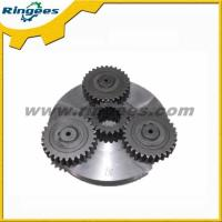 Buy cheap Excavator swing reduction gearbox, Daewoo DH220-5 swing 1st level planet carrier assy from Wholesalers