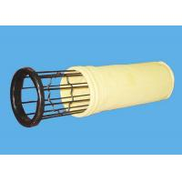 Quality Industrial Dust Collector Bag Filter Cage Zinc Plated Rib Filter Cage for sale
